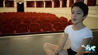 Luigi Peragine, il ballerino altamurano vola a Stoccarda