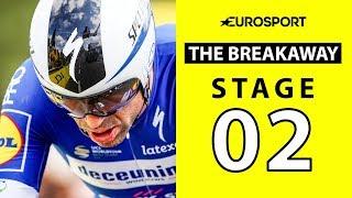 The Breakaway: Stage 2 Analysis | Tour de France 2019 | Cycling | Eurosport