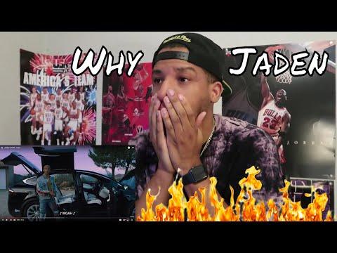 Jaden Smith - Icon |REACTION!!!|