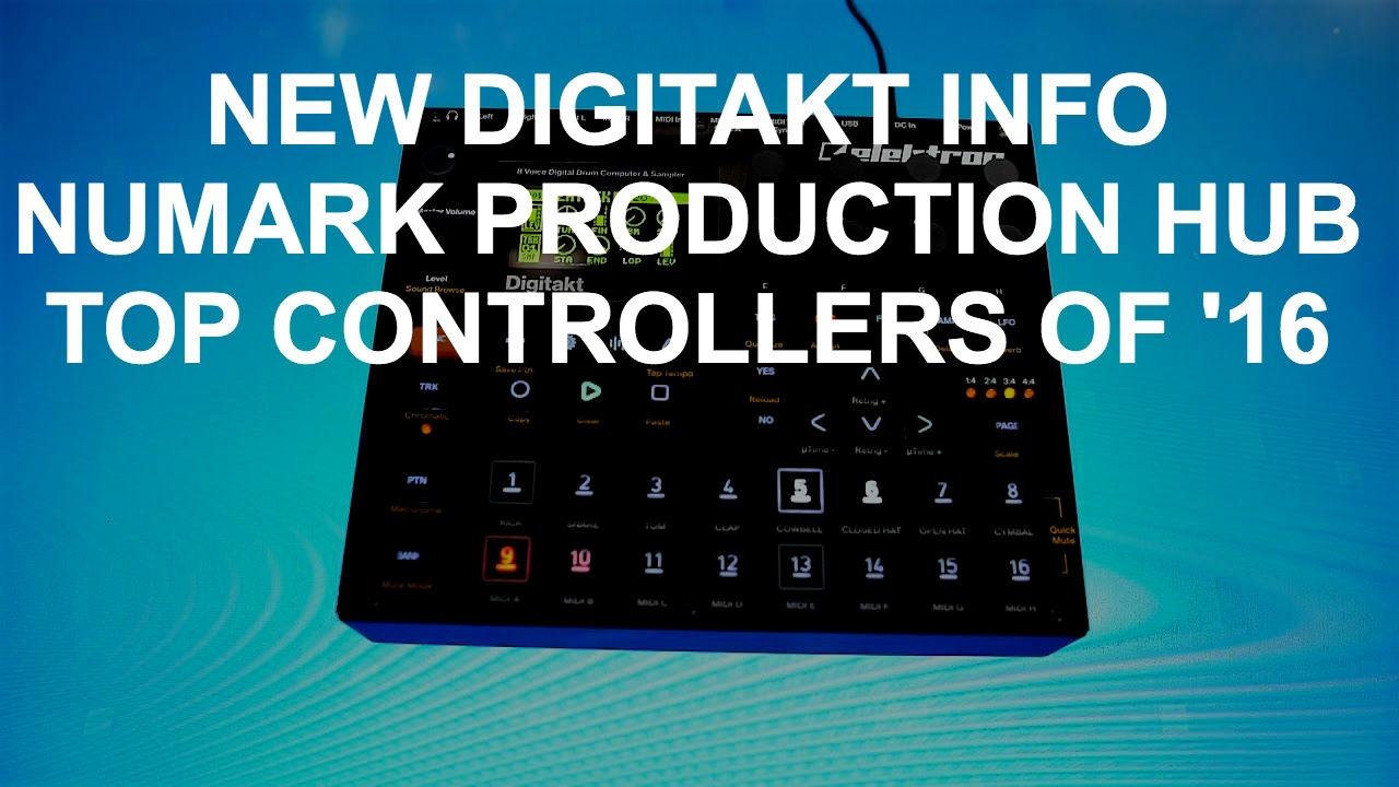 numark production hub