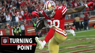 How Jeff Wilson Jr.'s Only Snap Saved San Francisco in Week 11 | NFL Turning Point
