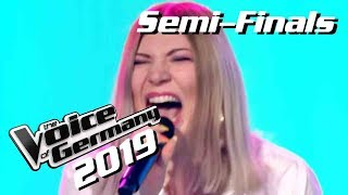 ALMA - Chasing Highs (Larissa Pitzen) | The Voice of Germany 2019 | Semi-Finals