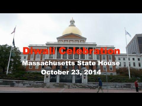 Diwali - Massachusetts State House - 10/23/2014 - FULL speaches