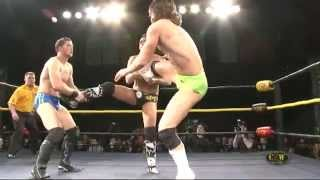 CZW Throwback Thursday: Adam Cole vs. Johnny Gargano vs. Kyle O