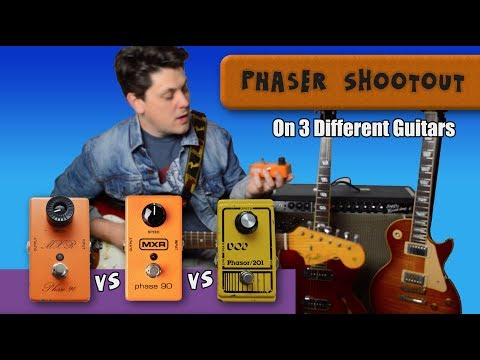 115fd92d2c6 Phaser Shootout  MXR Phase 90 Script Vs Block Vs DOD 201
