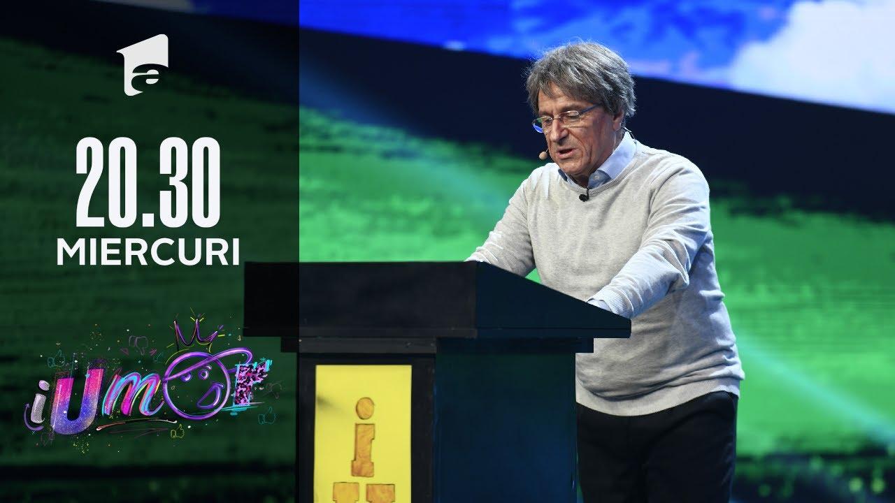iUmor 2021 | Bill Gates a venit la iUmor să spună tot. Ce înseamnă Soft. Micro-Soft