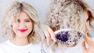The BEST DRUGSTORE Hair Brush Straighteners? | Milabu