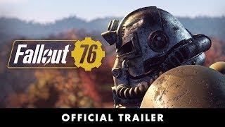 Fallout 76 – Official E3 trailer   PS4, XB1, PC