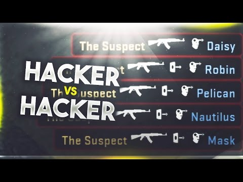 HACKER vs HACKER NO MM! - CS:GO ROAD TO GLOBAL #1