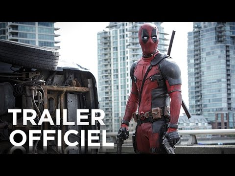 Deadpool - Bande annonce [Officielle] VOST HD streaming vf