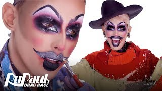Crystal Methyd's Fall Runway Look | Makeup Tutorial | RuPaul's Drag Race S12
