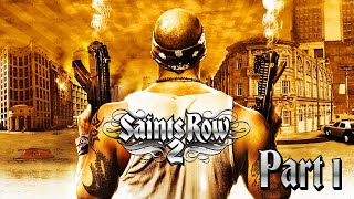 Saints Row 2:Gameplay Walkthrough Part 1 (HD) [ PS3 | PC | XBOX 360 ]