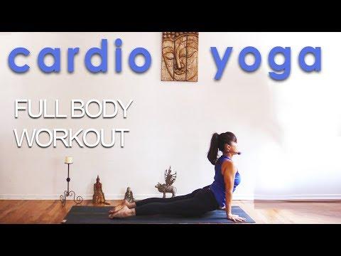 Motivational Cardio Flow ~ Power Yoga Workout