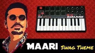 Maari | Swag Theme | Thara Local | Saraavan | Anirudh | Dhanush