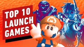 Top 10 Best Console Launch Games Ever Made