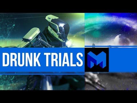 Drunk Destiny: 12-0 Trials Win
