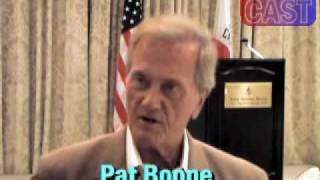 Pat Boone on Islamism, Obama, and Israel