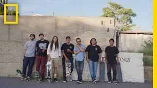 Apache Youth Reclaim Their Story Through Skateboarding | Short Film Showcase