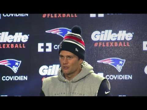 Tom Brady on preparing for the Buffalo Bills strong defense.