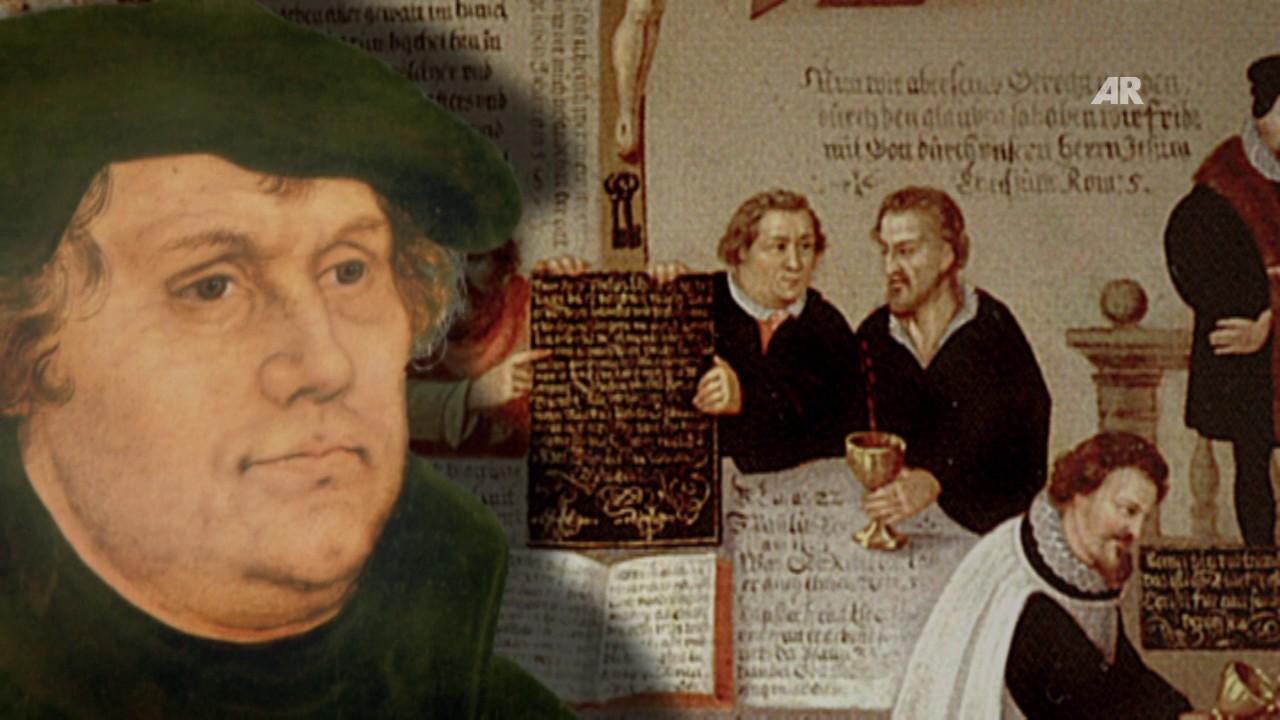 Unterrichtsmaterial Luther Und Die Reformation Im überblick In 11 Minuten