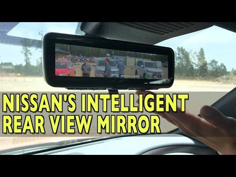 here's-nissan's-intelligent-rear-view-mirror-in-2018-nissan-armada