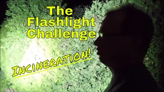 The Mega Flashlight Challenge