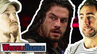 Roman Reigns Steroid Allegations REACTION! | WrestleRamble