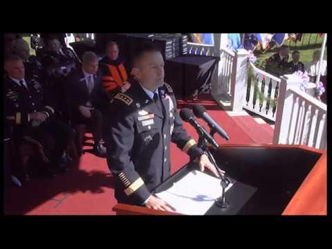 2107 U.S. Army War College Resident Graduation