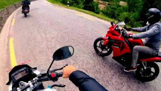 Saturday ride in BP highway (Duke,RC,Bennelli,CrossFire,R15,FZ-S,NS,Hornet,Bullet)