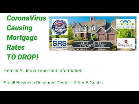 coronavirus-causing-mortgage-interest-rates-to-drop