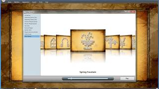 MahJong Suite 2012 new Flow View feature