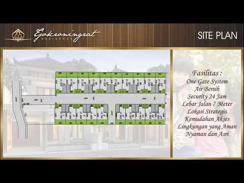 Tjokroningrat Residence Real Estate di Pusat Kota Jogja Dekat Tamansiswa