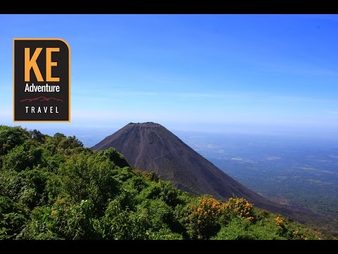 Trekking Eight of El Salvador's best volcanoes with KE Adventure Travel