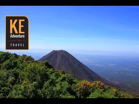 Trekking Eight of El Salvador's best volcanoes with KE Adventure Travel