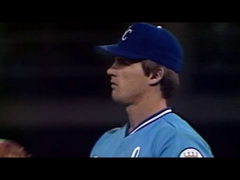 WS1985 Gm5: Jackson throws immaculate inning in 7th