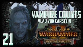 VLAD BEATS THE BRETONNIANS! - Total War: Warhammer 2 (CTT) VC Campaign Walkthrough #21