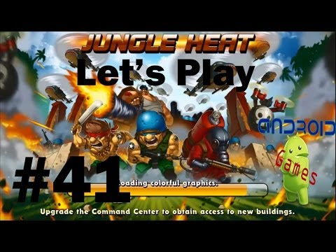 """Let's Play Jungle Heat Episode #41: """"Forgot to get Iron Storm"""" 