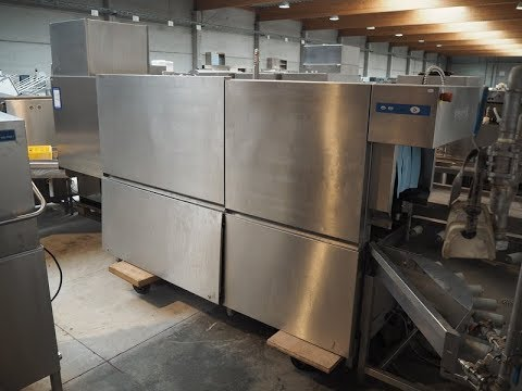 417-225: Hobart Dishwasher