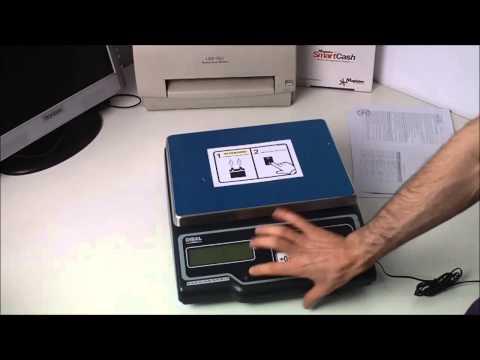 Unboxing  cantar digital Dibal G300