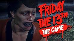 Friday The 13th The Game Deutsch Gameplay - Der perfekte Jason