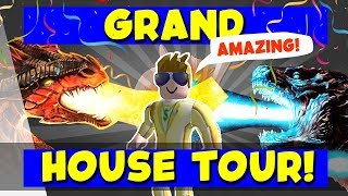 GRAND HOUSE TOUR ^ Ideas to Make Your House Amazing ^ Adopt Me (Roblox)