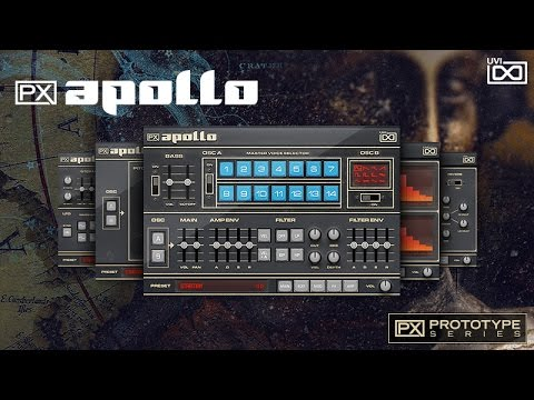 UVI PX Apollo   Trailer