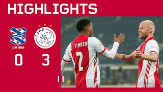 On to the CUP FINAL 😍 | Heerenveen - Ajax | Highlights KNVB Beker