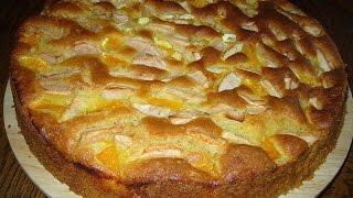 Готовим вместе Яблочный пирог