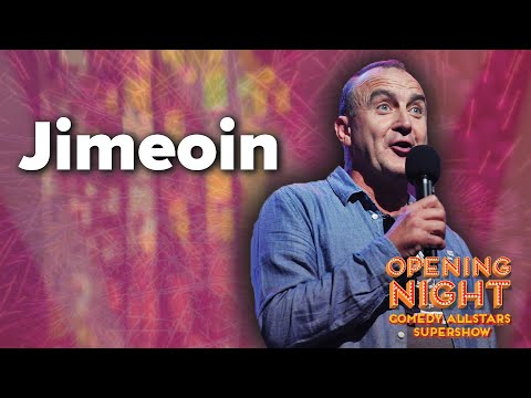 Jimeoin - 2015 Opening Night Comedy Allstars Supershow
