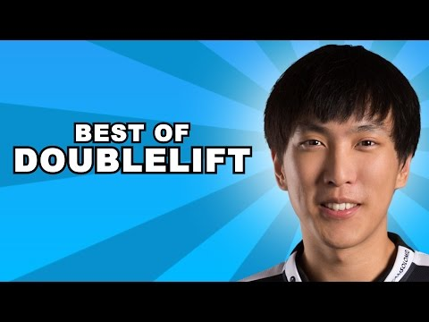 Best of Doublelift | The Greatest - League of Legends