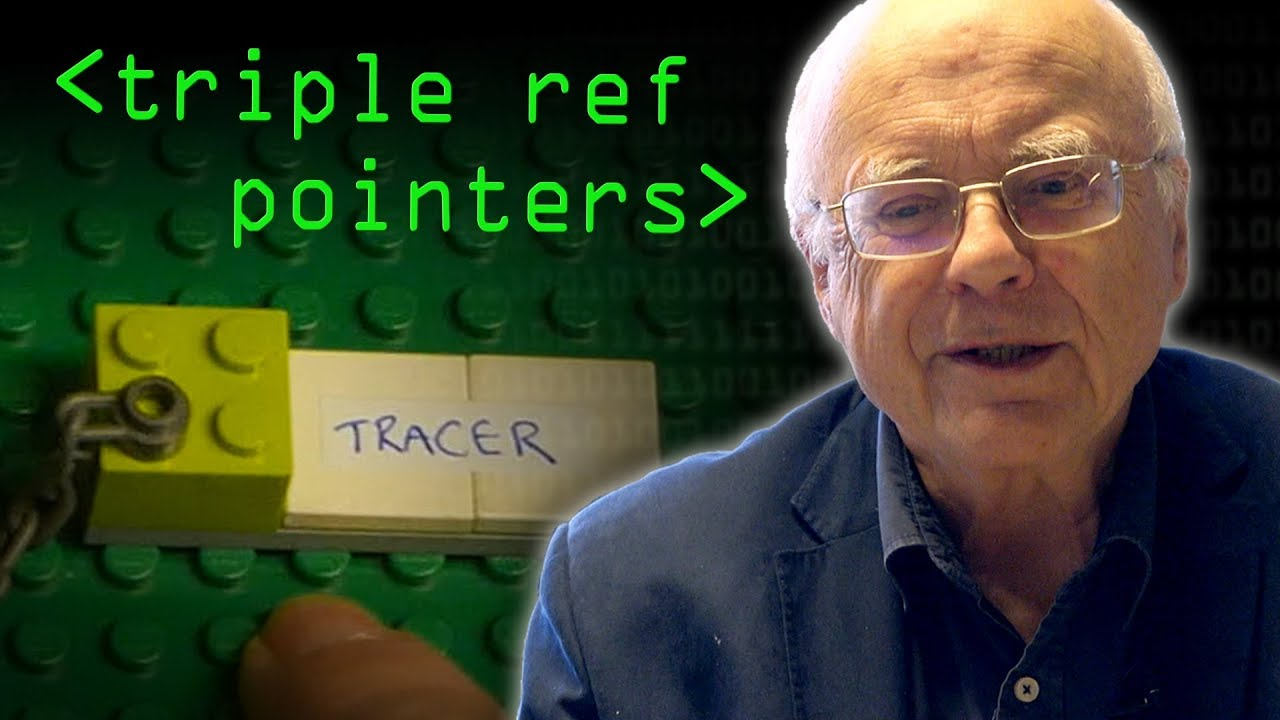 Triple Ref Pointers - Computerphile by Computerphile