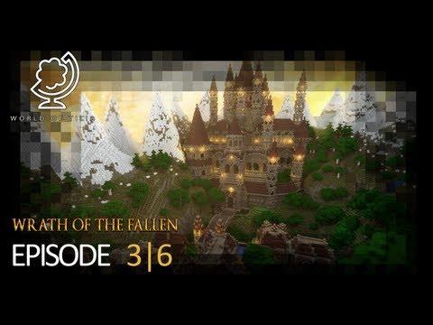Скачать Wrath of the Fallen - карту для Minecraft