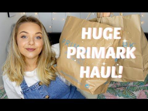 HUGE PRIMARK TRY ON HAUL!!   JUNE 2018 😜👙👗👛💗