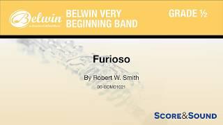 Furioso, by Robert W. Smith – Score & Sound thumbnail